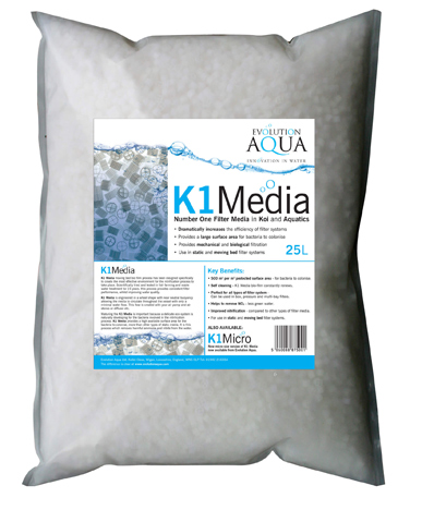 K1 Media 25 Sack