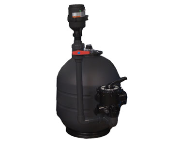 K1 MicroBead15 Filter 2,400 Gallons